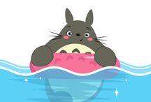 Totoro adorable
