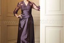 Weddings: Mother of the Bride/Groom Dresses / Gorgeous dresses for the MOBs and MOGs out there! / by Jessica