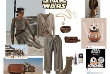 Star Wars 2015 Cosplay / Star Wars Rey