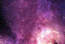 Cosmos / Universo, galaxias, estrellas