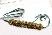 soutache, jewelry / https://www.facebook.com/pg/aladyndesign/photos/?ref=page_internal earrings kolczyki sutasz soutache