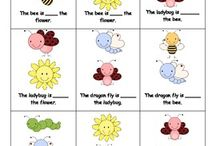 Speech Therapy (Language) / Pediatrics / by Amber Lynn Reese