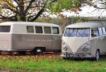 VW bussies