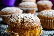 Healthy Muffins eg: Apple/Pumpkin etc