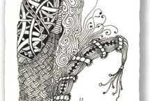 ZENTANGLE / by Siri Marken