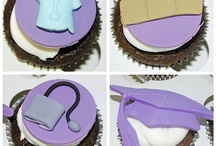 Cakes and cupcakes / by Brittany Harderson