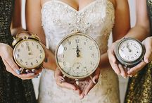 New Year's Eve Wedding Details Done Right