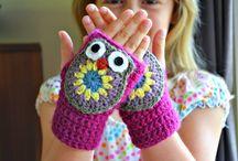 Crochet: Owls