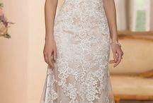 Vestidos de noiva I
