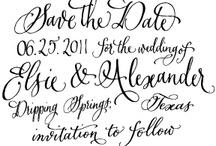 weddings. / by Anne Marie Foster
