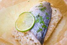 Recette plat poissons