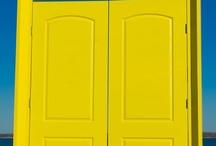 Door entrances