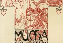 Alphonse Mucha / My favourite painter