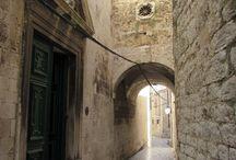 Fotografia Sylwia Michalska, photos of the city / uliczki starego miasta, magiczne uliczki, Chorwacja, Croatia