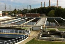 ENR (Enhanced Nutrient Removal) Projects / All Water Reclamation Facilities are under construction for upgrades that will greatly improve wastewater treatment capabilities to the maximum extent possible.  When complete in 2017, the concentration of harmful nutrients (nitrogen and phosphorus) discharged by our WRFs to our waterways will be reduced to the advanced technology standards of Enhanced Nutrient Removal (ENR).