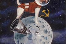 Soviet Space Dogs - Muttniks