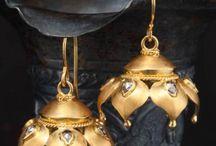 Gold solid jumkhi