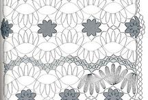 wzory na widełki