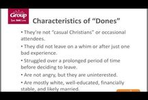 The Nones and the Dones