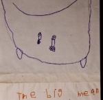 Children Write: Monsters / From the Marion Nordberg Collection posted by the From LtoJ Consulting Group, Inc. www.LBELLJ.com
