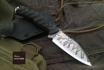 MLL Knives - CATHAL / MLL Knives - custom knives designed for hard work