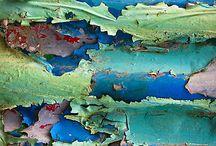 peeling paint / by ann loines