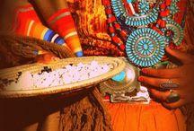 MY NAVAJO UNIVERSE / My Nizhoni Balance+Spirituality=Beauty Way / by Glittering World Travels