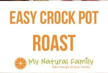 roast beef crock pot recipes