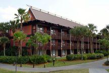 WDW Polynesian Resort / by Nikki Keating
