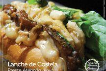 Dicas de Petisco de Boteco / Dicas semanais sobre os melhores petiscos de boteco de Campinas. A equipe do Cumbuca está na rua, experimentando e compartilhando as maravilhas da baixa gastronomia da cidade.
