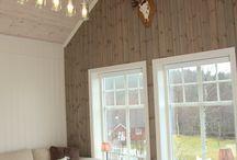 interiør hytte
