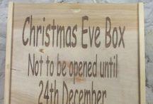 Christmas / Christmas Eve Boxes