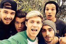 One Direction  / by Fabiola Velazquez