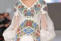 roksolana bogutska / Embroidery and fashion
