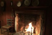 Fireplace / Brick
