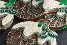 Christmas pottery ideas