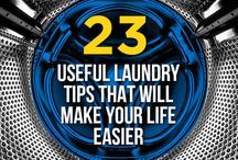 Laundry tips / by Katie Magee