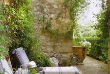 i want a garden!!!