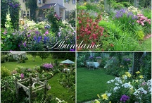 Outside - *•✿ Spaces, Gardens & Landscaping ✿•* / by Chris Strautnieks