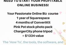 Giveaway to Start Tour Dream Online Business