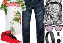 Summer Festival Fashion for Guys / So you've managed to get your tickets sorted, what's next on the to do list? Festival threads! But don't worry, we have done the hard work for you – these are our top 3 festival looks, so you can concentrate on the important stuff…which bands you're going to watch and whose round it is next.