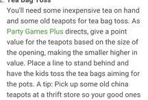 Viv's Tea Party Bday