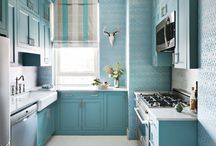 Kitchen - Colour / Bold kitchen design inspiration. / by FLOFORM