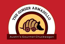 About Us / The Ginger Armadillo is about food, and also about it's people.