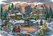 +szem tél, karácsony