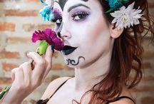 Luna Llena Style - Calaca Mexicana