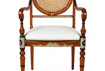 Angol klasszicista bútorok