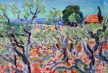 Peintures de Provence