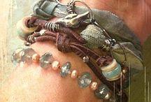 Wrapped Up - Bracelets