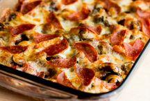 casseroles low carb